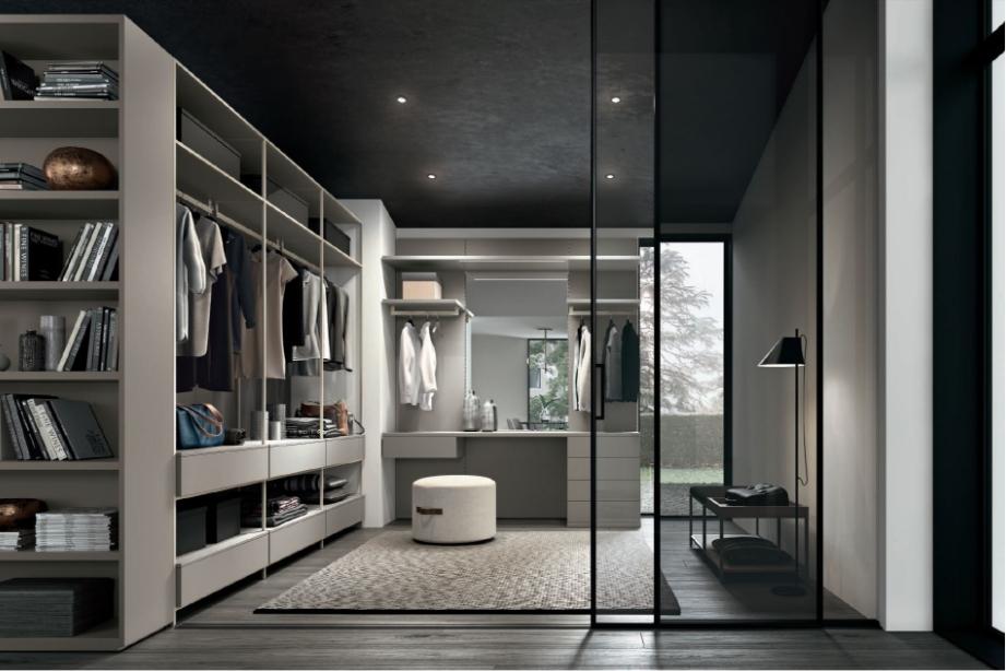 Muretti's Modern closet Designs