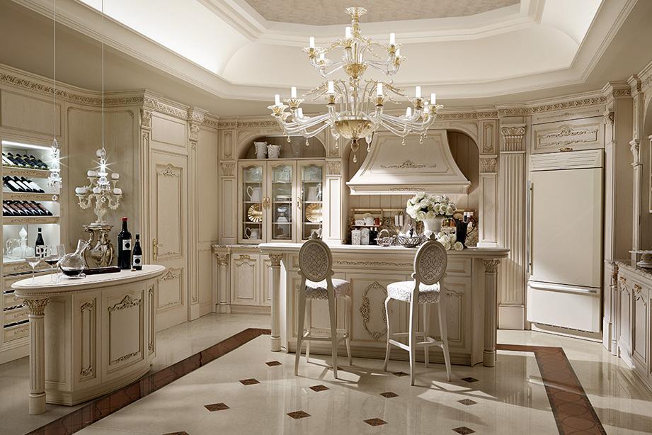 Muretti's classic Kitchen Designs