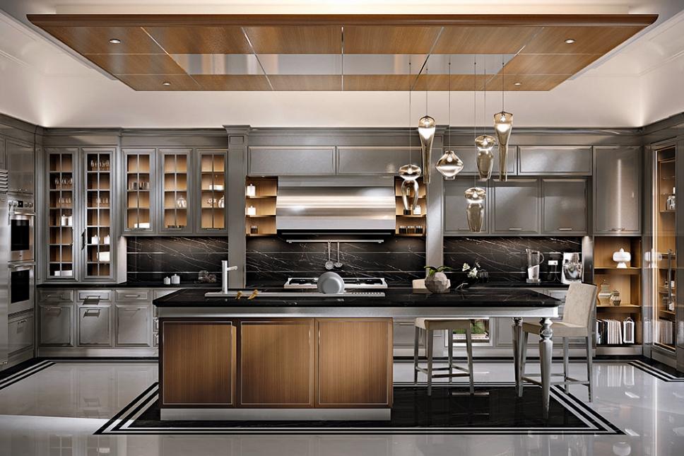 Muretti's Contemporary Kitchen Designs