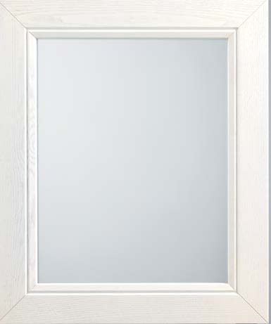 Door Profile with Frosted Glass