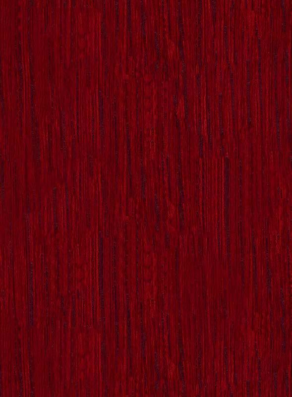 Frassino Laccato Rosso Decape